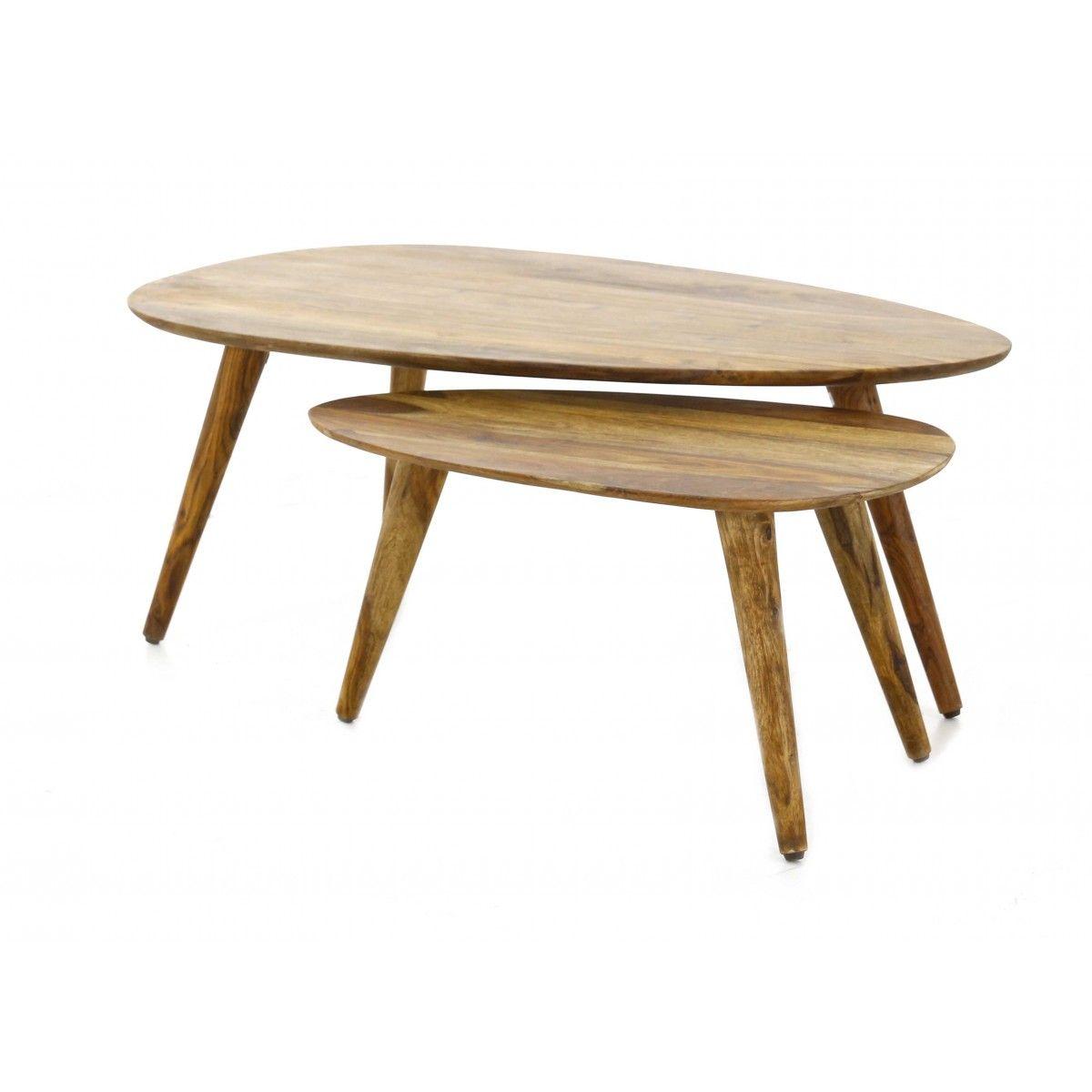 table basse gigogne vintage pas cher lille maison. Black Bedroom Furniture Sets. Home Design Ideas