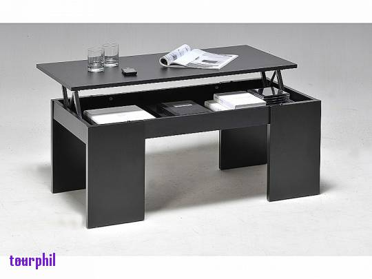 Table basse ouvrable conforama lille menage.fr maison