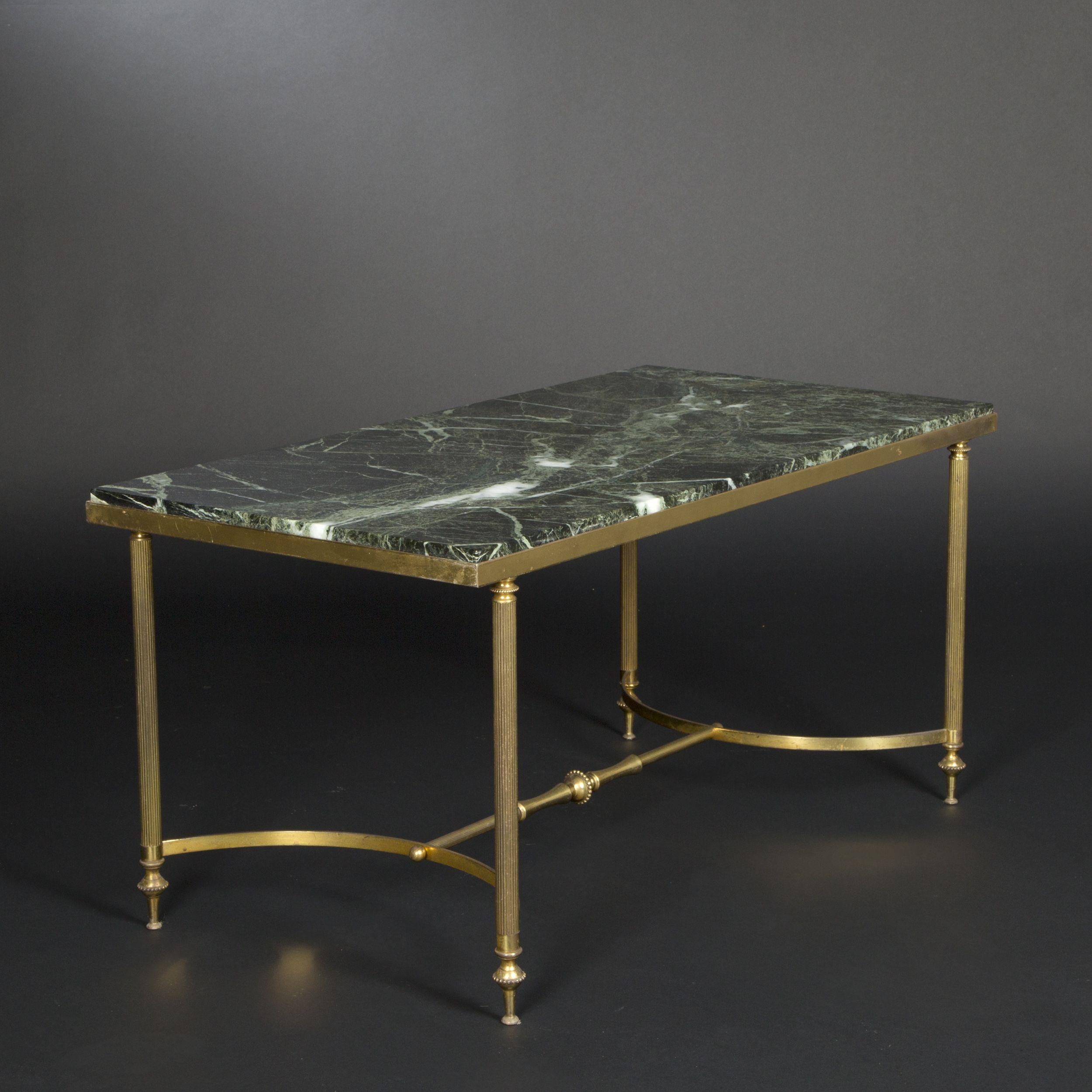 Table Basse En Marbre Vert Lille Menagefr Maison