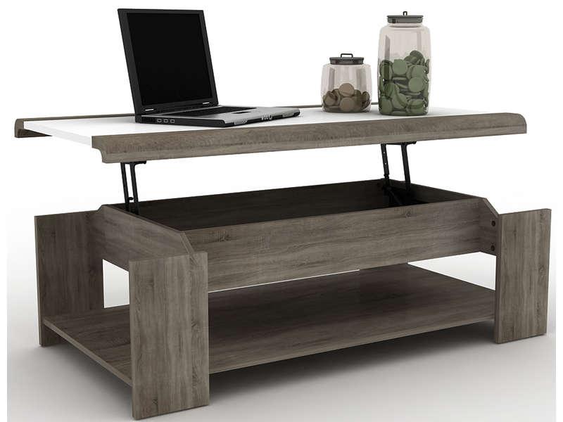 Table Basse Conforama Relevable Lille Menage Fr Maison