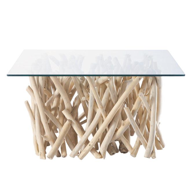 Table basse maison du monde bois