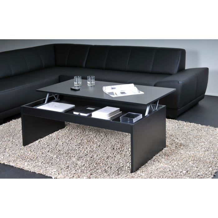 Table basse relevable kendra