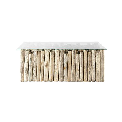 Table basse dune maison du monde