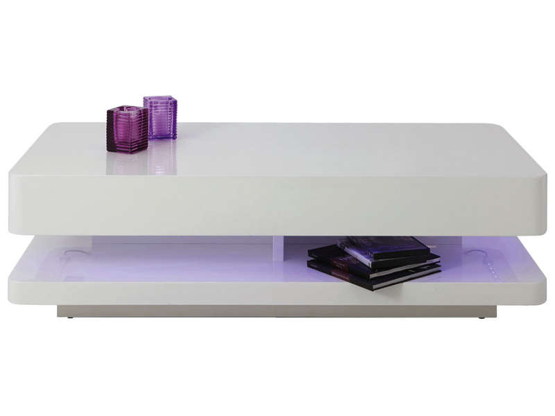 table basse conforama avec led lille maison. Black Bedroom Furniture Sets. Home Design Ideas