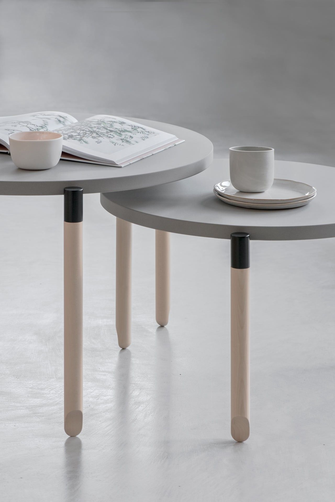 Table basse design finlandais