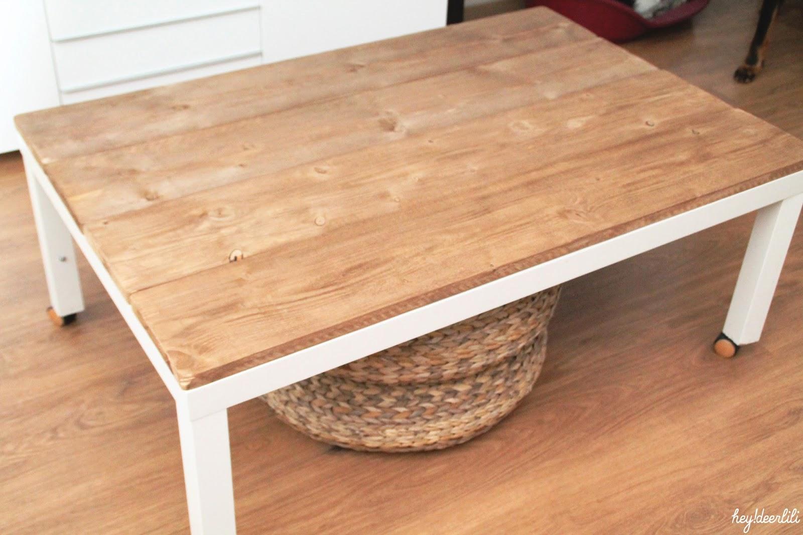 Rénover Une Table Basse Ikea Lille Menage Fr Maison