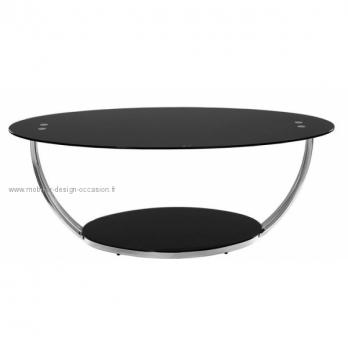 Table Basse En Verre Noir But Lille Menagefr Maison