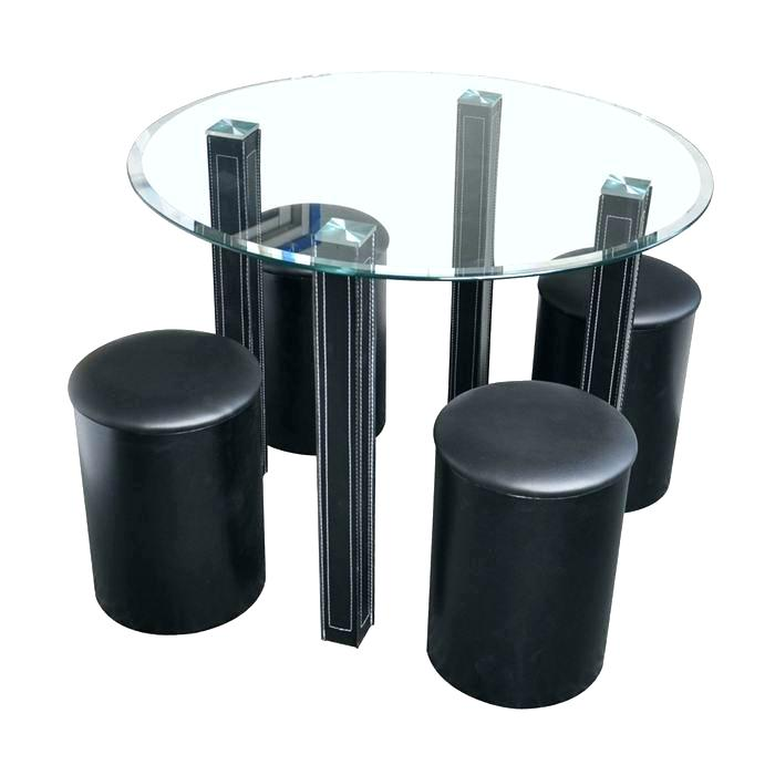 table basse ronde avec pouf ikea lille maison. Black Bedroom Furniture Sets. Home Design Ideas
