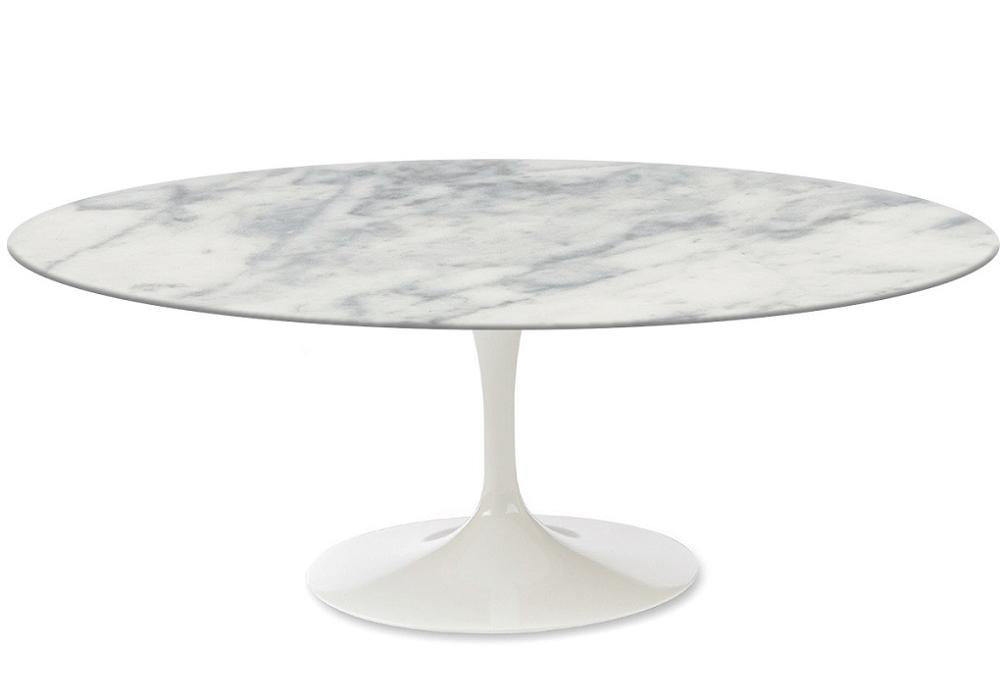 Table Basse En Marbre Ovale Lille Menagefr Maison