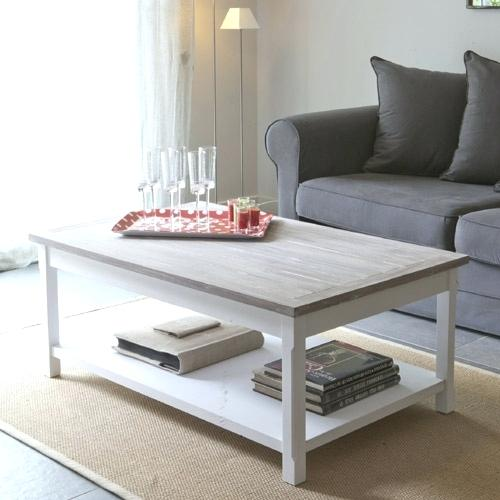 la redoute table basse bois blanc lille maison. Black Bedroom Furniture Sets. Home Design Ideas