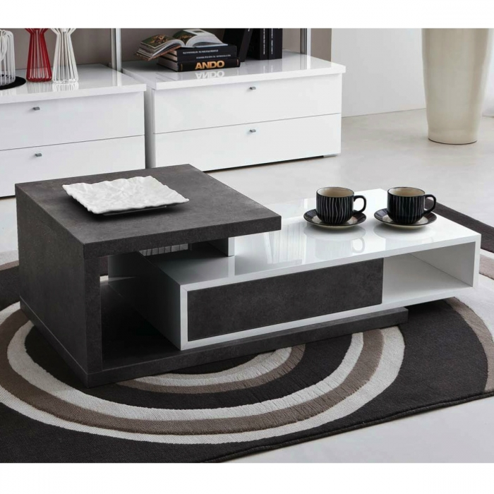 Table basse design