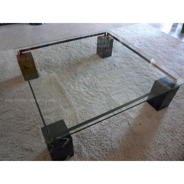 Table Basse En Verre Design Roche Bobois Lille Menagefr Maison