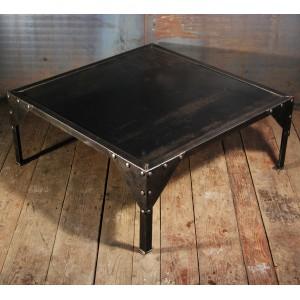 Table basse industrielle ferra