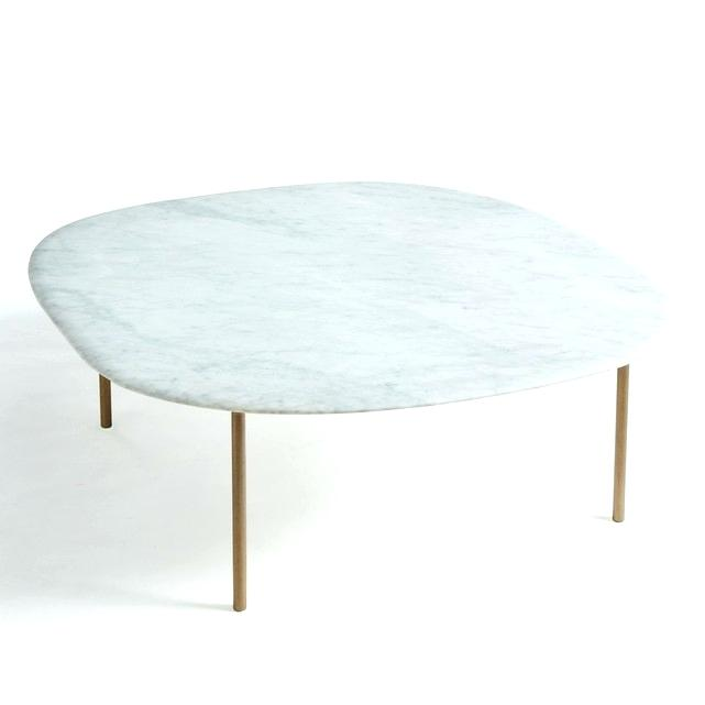 Table basse marbre ampm