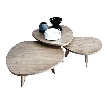 table basse ronde gigogne ikea lille maison. Black Bedroom Furniture Sets. Home Design Ideas