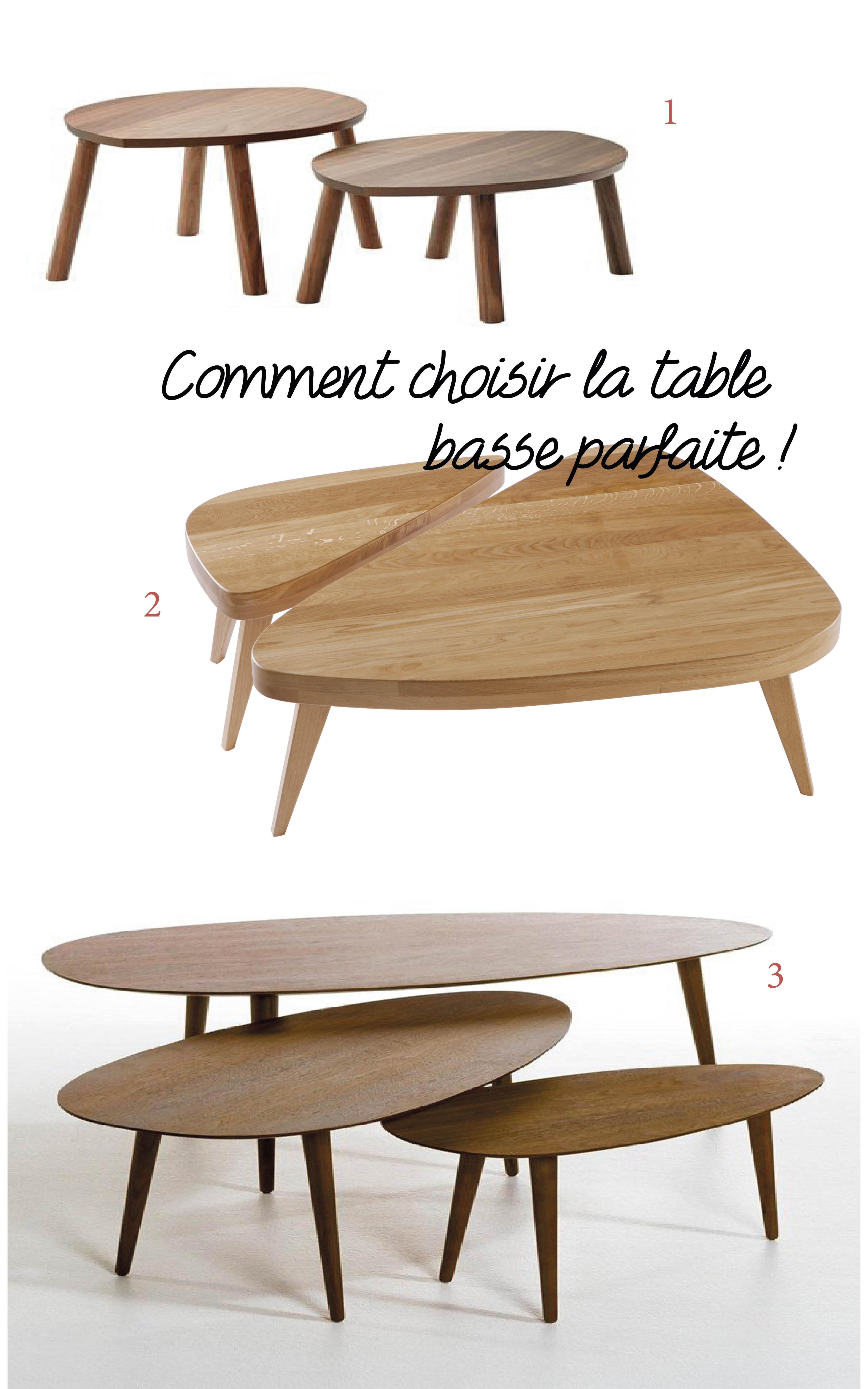 Idée Table Basse Gigogne Lille Menage Fr Maison