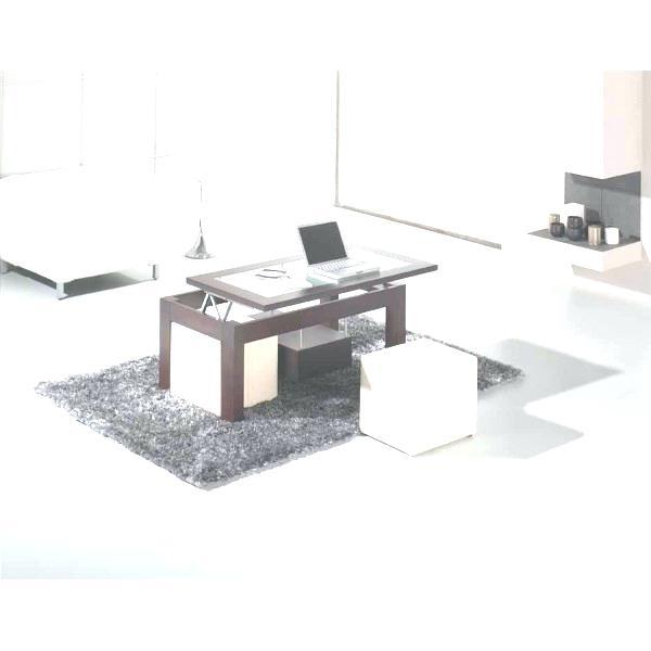 Table Basse Pouf Integre Ikea Lille Menage Fr Maison