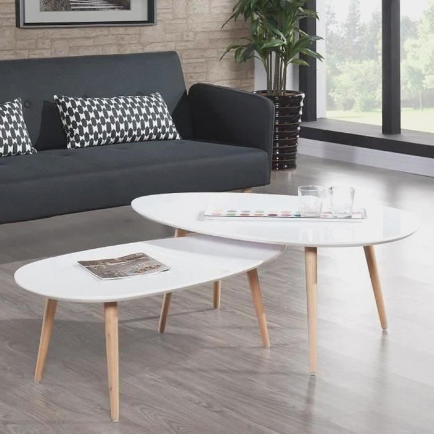 table basse design scandinave pas cher - Design Scandinave Pas Cher