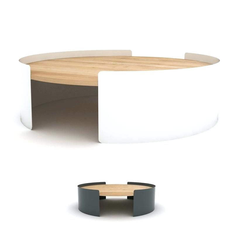 Table basse ronde pas cher but