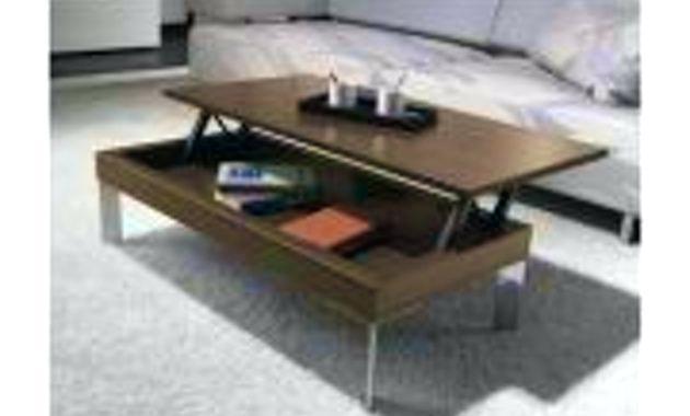 table basse qui se releve alinea lille maison. Black Bedroom Furniture Sets. Home Design Ideas