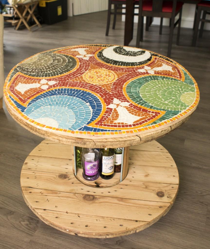 Fabriquer une table basse pas cher