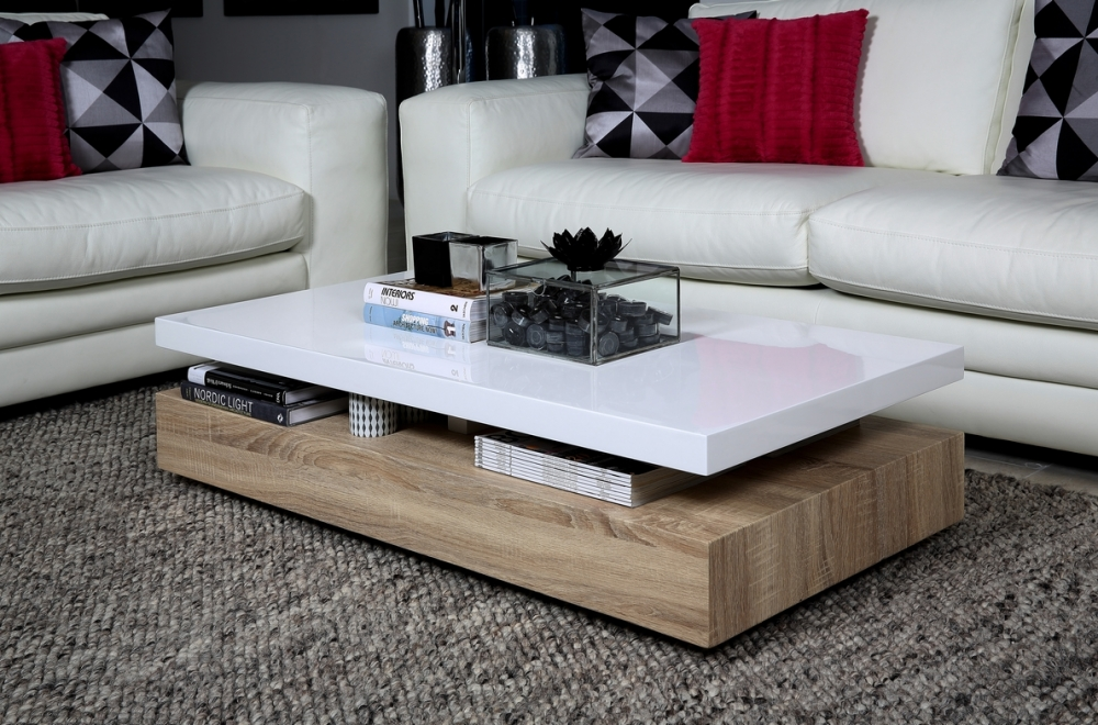 Table basse design photo