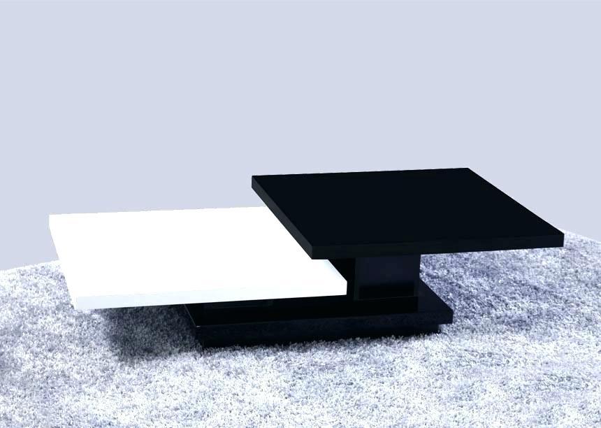 Table basse design noire rex - lille-menage.fr maison ab9e6900d349