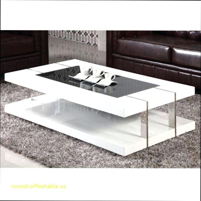 Table Basse Design Laque Blanc Verre Trempe Lille Menage Fr Maison