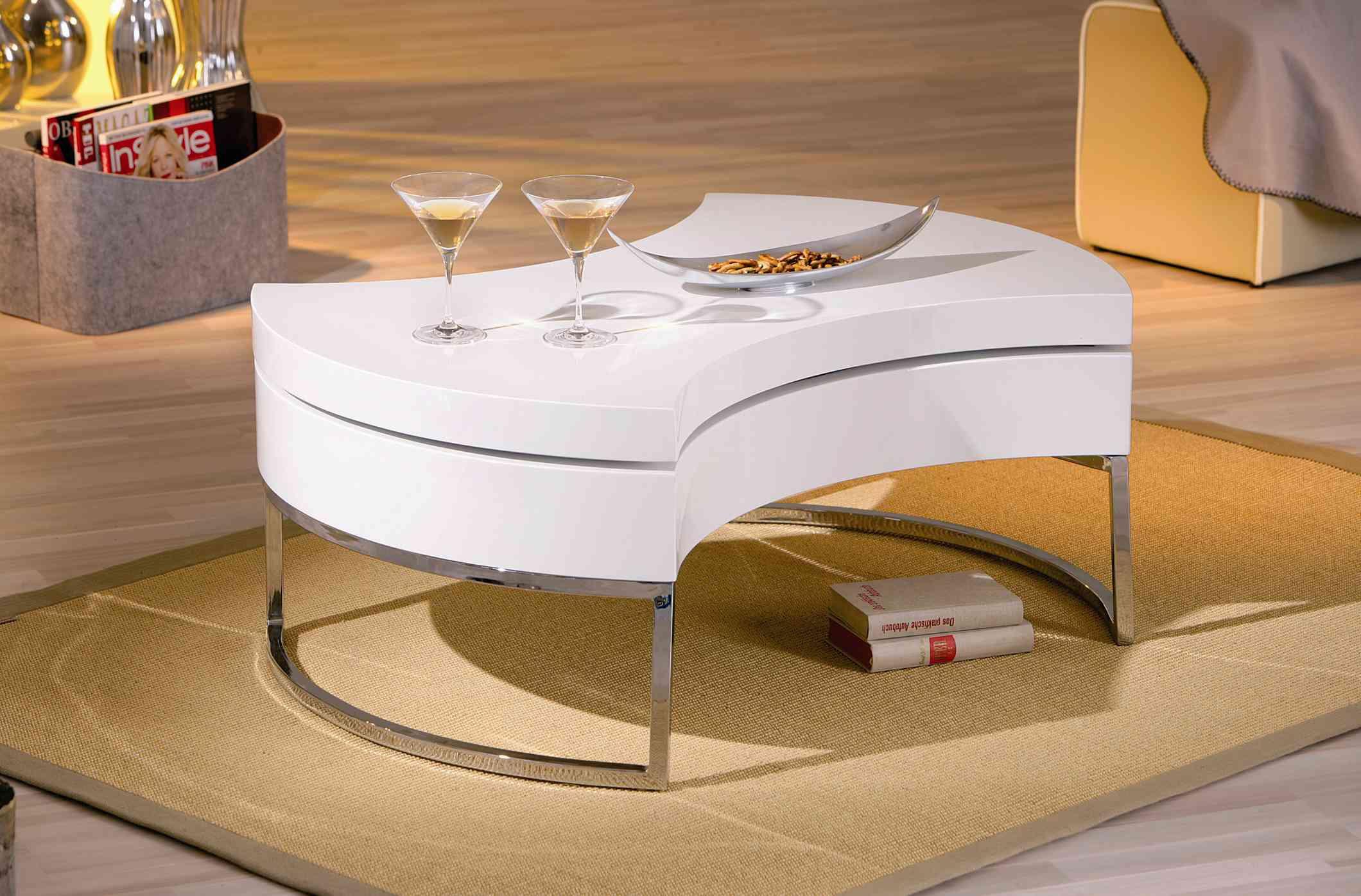 Table basse design qualité