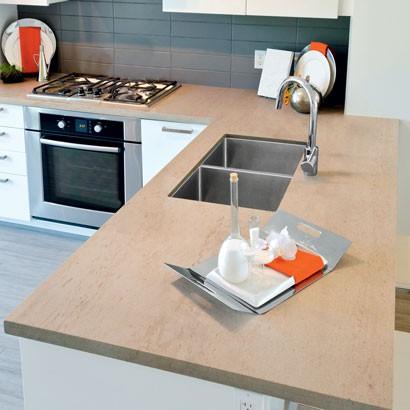 Comment couper un plan de travail en inox lille menage - Comment couper plan de travail cuisine ...