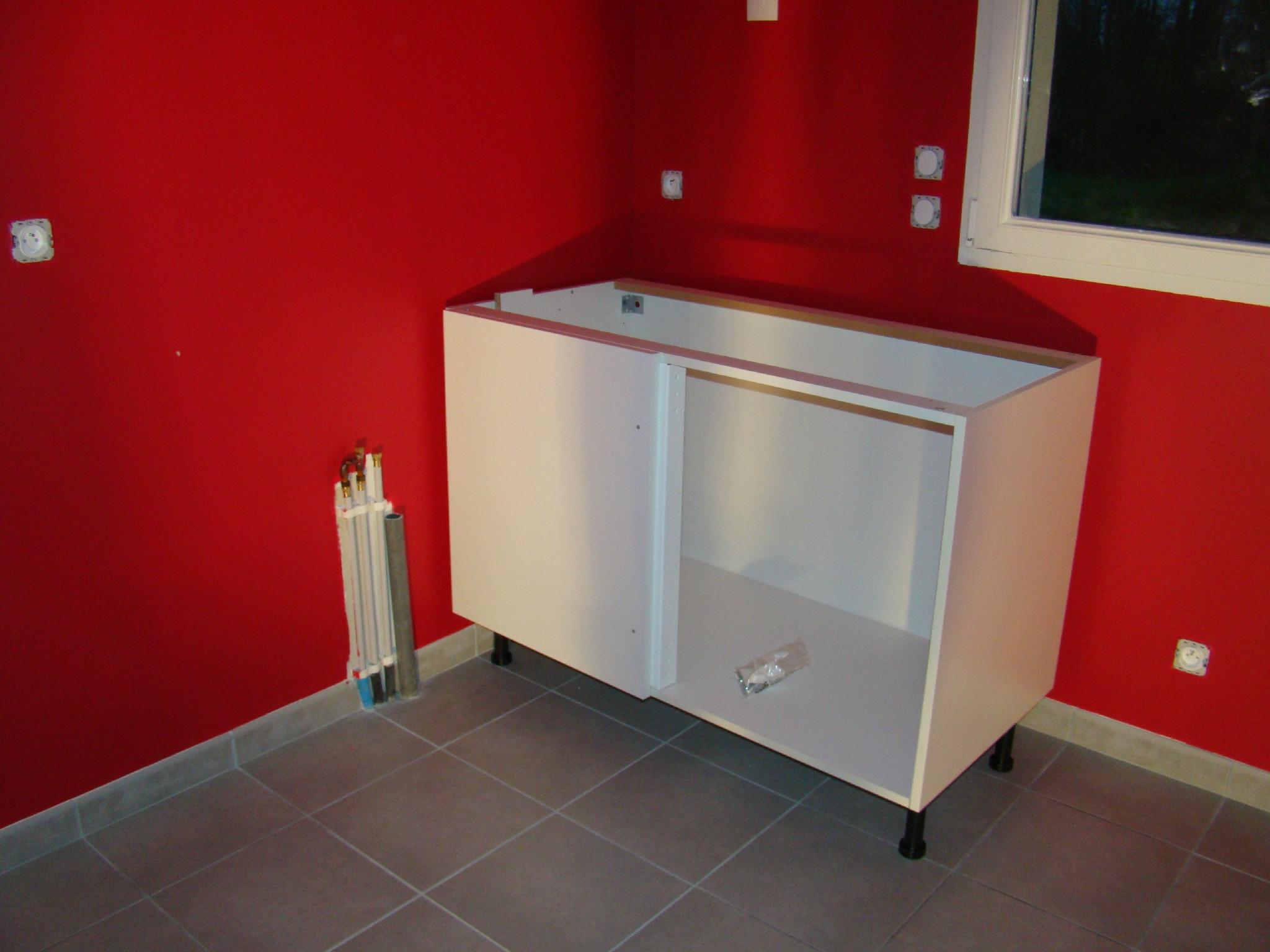 Meuble Dangle Cuisine 60x60 Ikea Lille Menagefr Maison