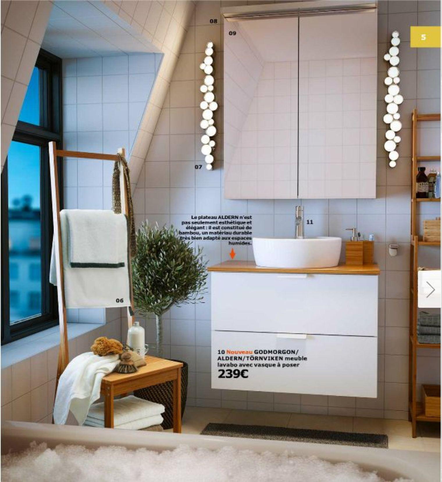 Plan De Travail Salle De Bain Ikea Lille Menage Fr Maison