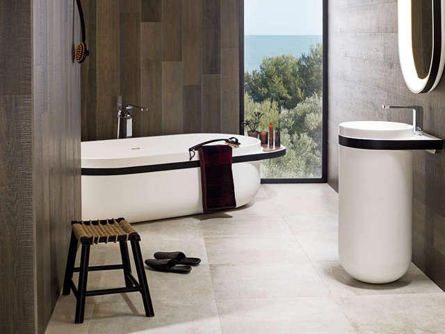 plan de travail salle de bain double vasque lille menage. Black Bedroom Furniture Sets. Home Design Ideas