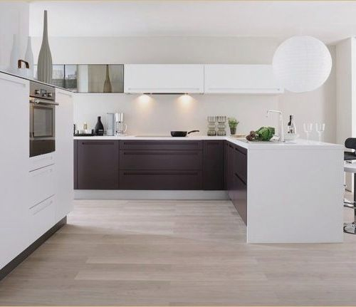 Fixation meuble haut cuisine d 39 angle lille maison Fixation plan de travail cuisine