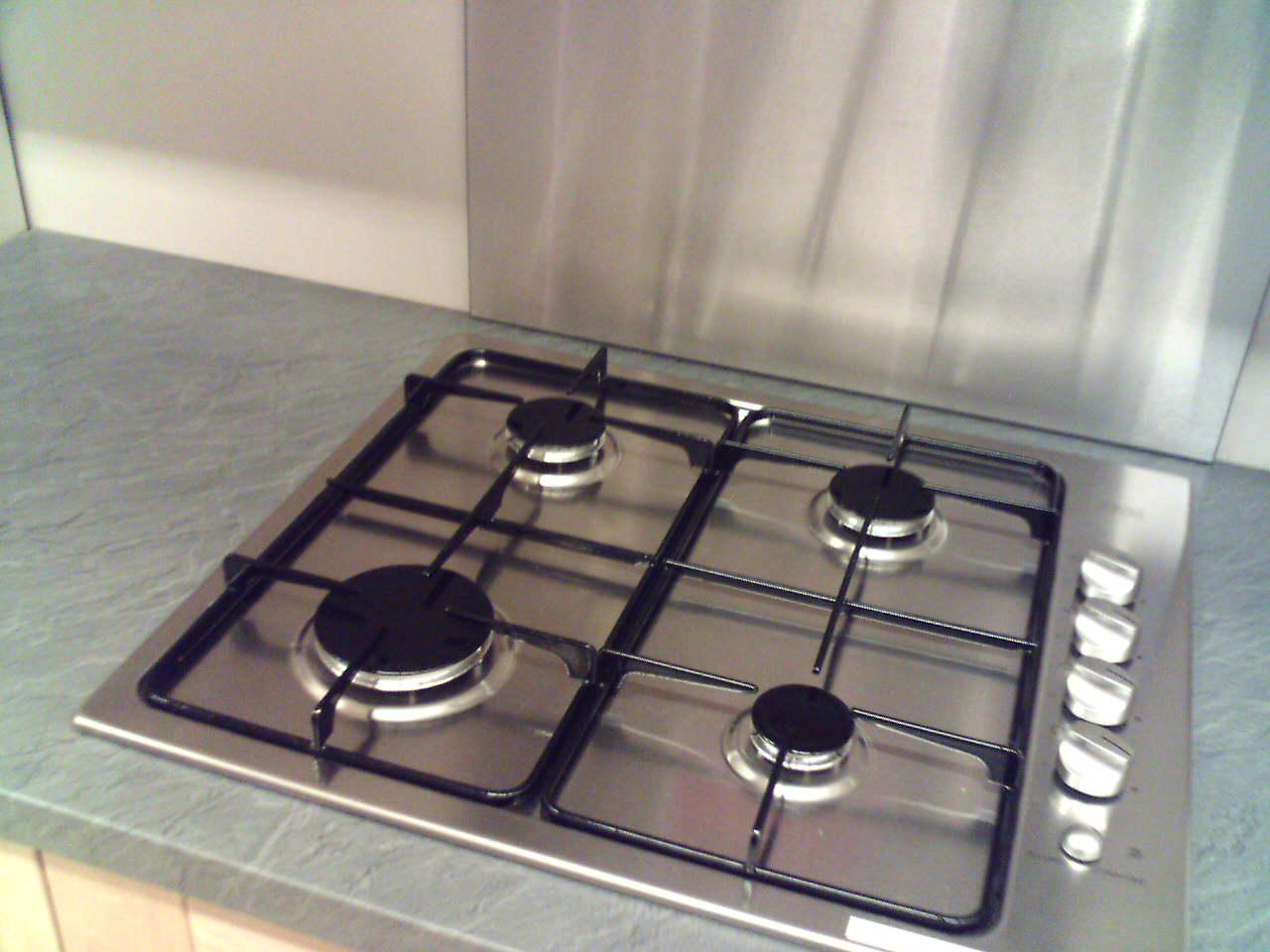 Entretien plan de travail inox bross lille maison - Plaque d inox pour cuisine ...