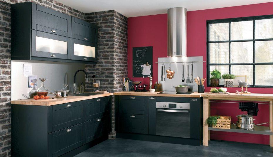 Plan de travail gris clair conforama lille maison - Meuble plan de travail cuisine conforama ...