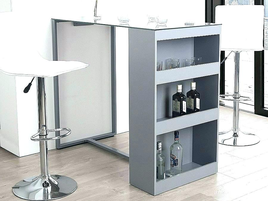 bar avec plan de travail et rangement lille maison. Black Bedroom Furniture Sets. Home Design Ideas