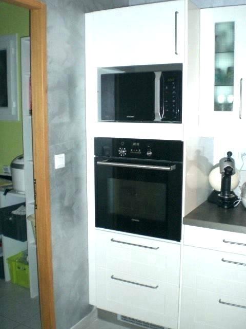 Micro onde encastrable meuble haut ikea lille maison - Meuble pour micro onde ikea ...