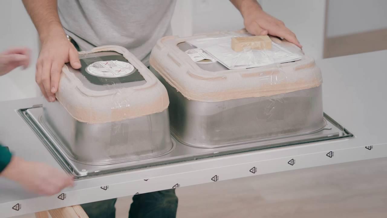 fixation evier inox sur plan de travail lille. Black Bedroom Furniture Sets. Home Design Ideas