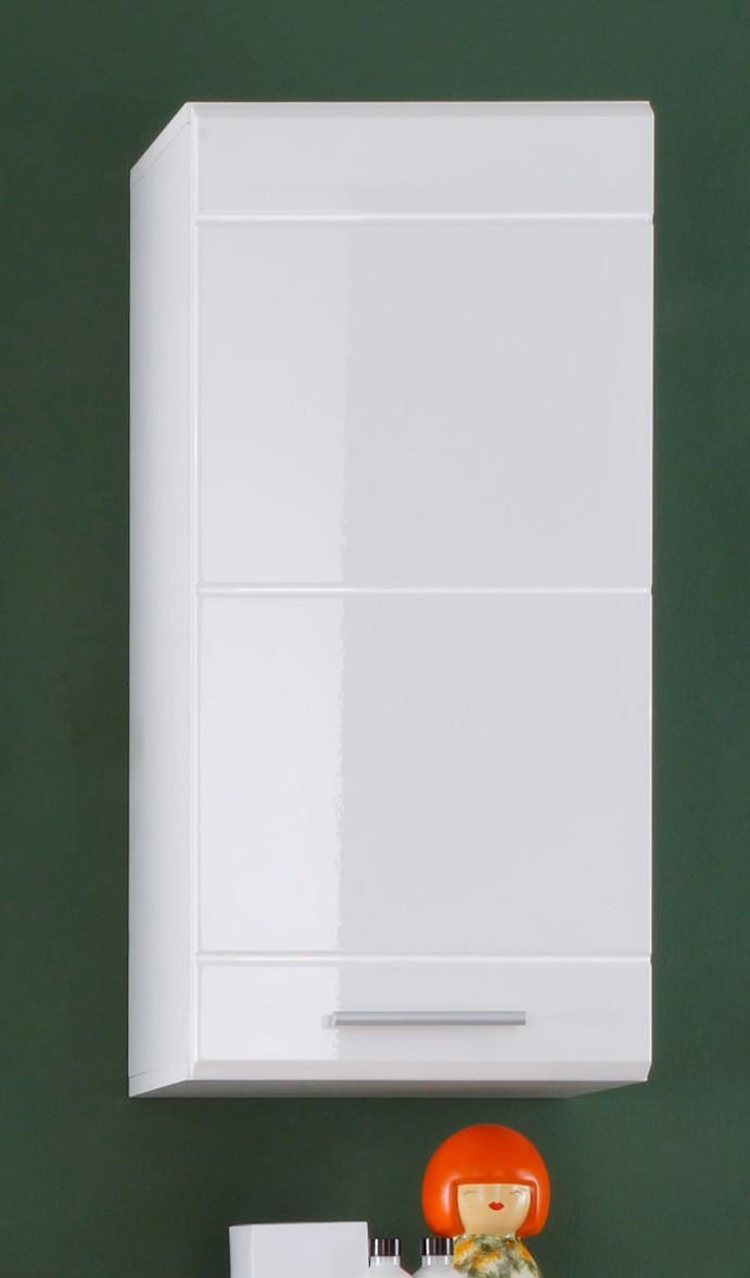 Meuble Haut Salle De Bain Blanc