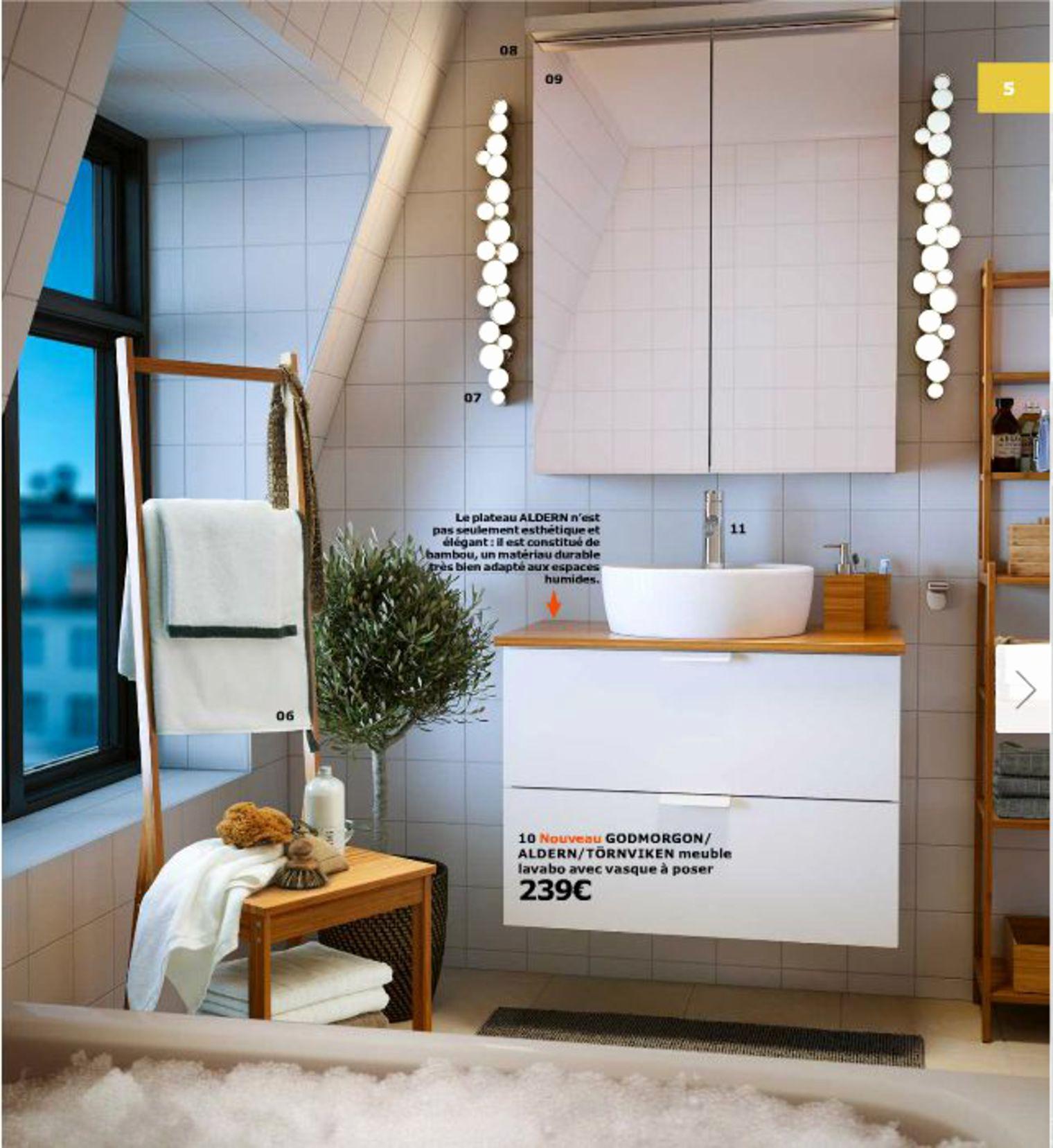 meuble haut salle de bain ikea lille maison. Black Bedroom Furniture Sets. Home Design Ideas