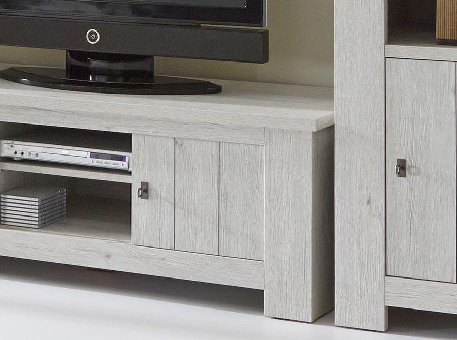 meuble d 39 angle chene blanchi lille maison. Black Bedroom Furniture Sets. Home Design Ideas