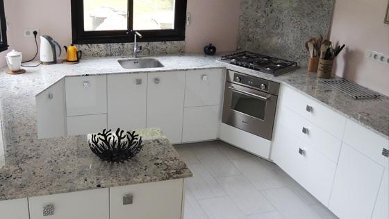 Plan de travail en marbre pour cuisine lille maison - Marbre pour cuisine ...
