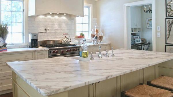 Plan de travail de cuisine marbre lille maison - Plan de travail cuisine marbre ...