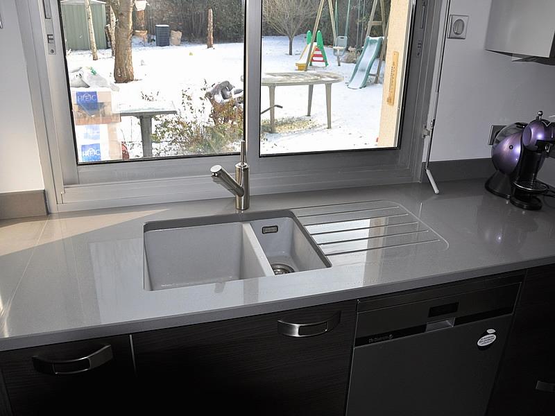 Plan de travail quartz resistance chaleur lille maison - Plan de travail cuisine resistant chaleur ...