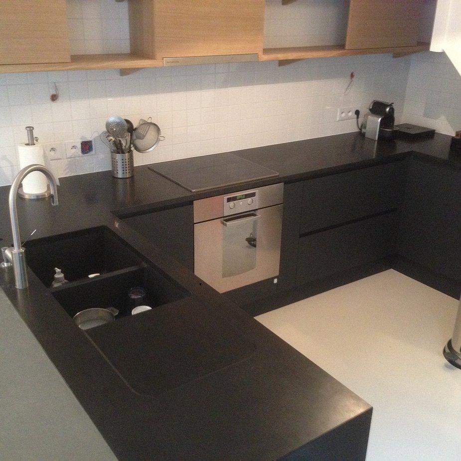 plan de travail granit mat lille maison. Black Bedroom Furniture Sets. Home Design Ideas