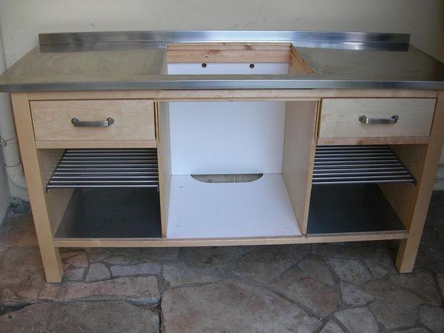 Meuble cuisine ikea inox lille maison - Ikea meuble cuisine ...