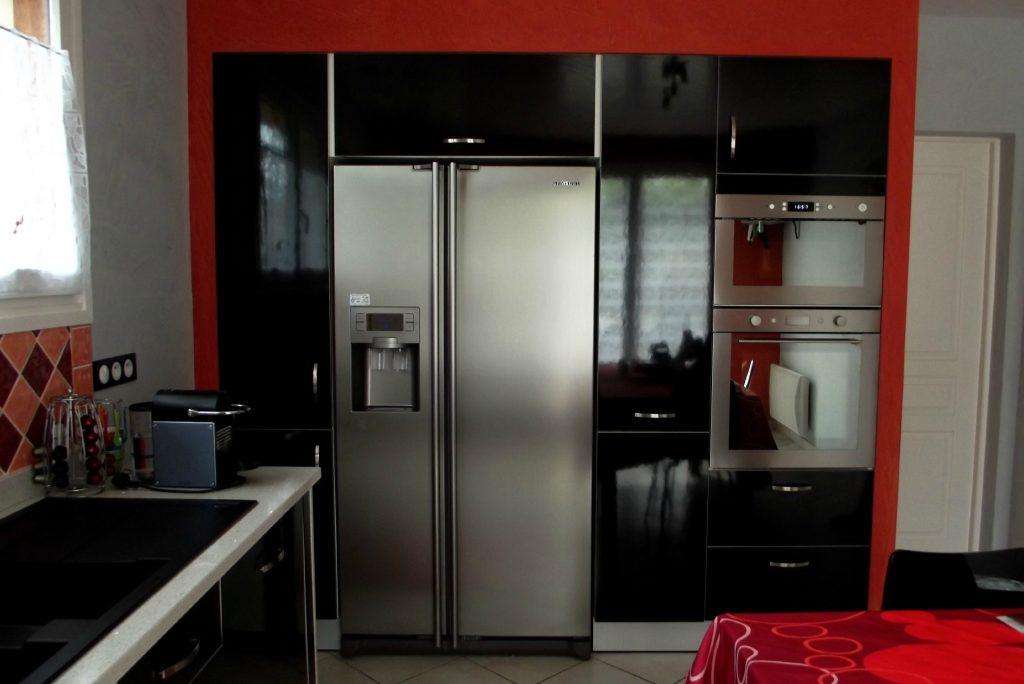 frigo americain refrigerateur menage