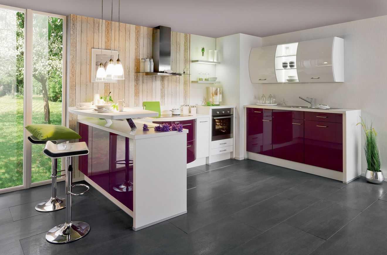 Modele de separation cuisine salon