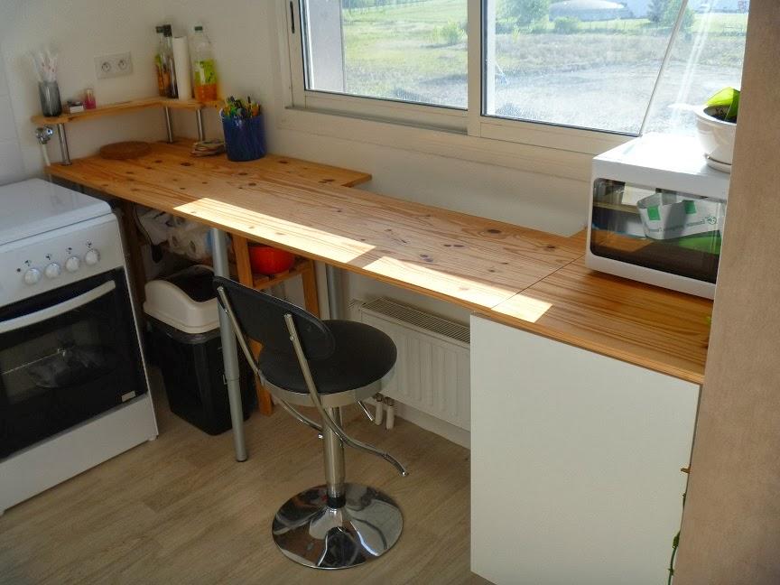 pied pour plan de travail bureau lille maison. Black Bedroom Furniture Sets. Home Design Ideas